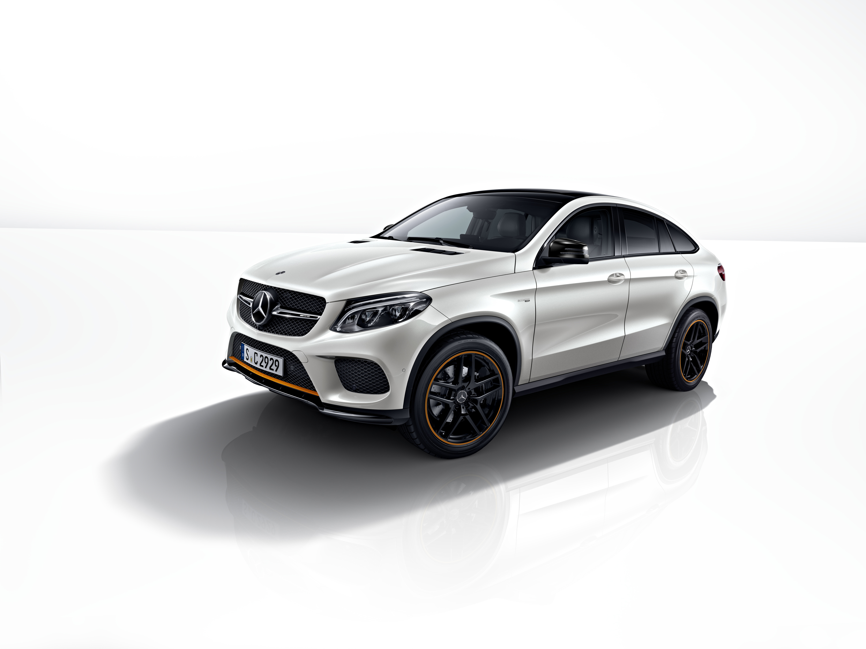 Mercedes-Benz: GLE Coupé available as OrangeArt Edition 1