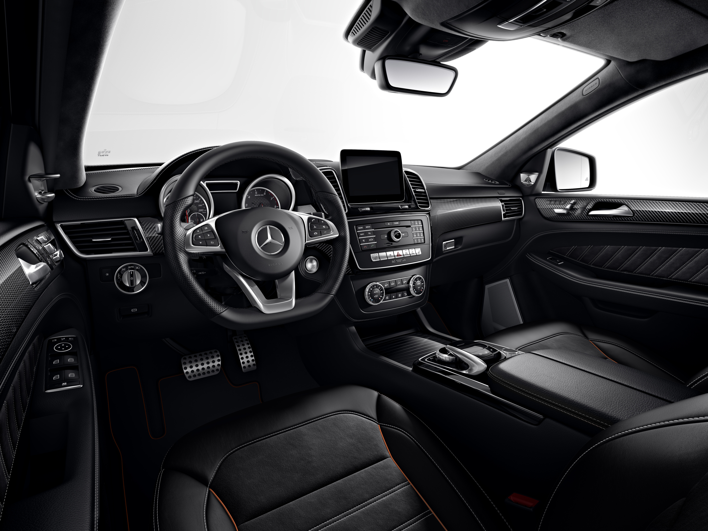 Mercedes-Benz: GLE Coupé available as OrangeArt Edition 2