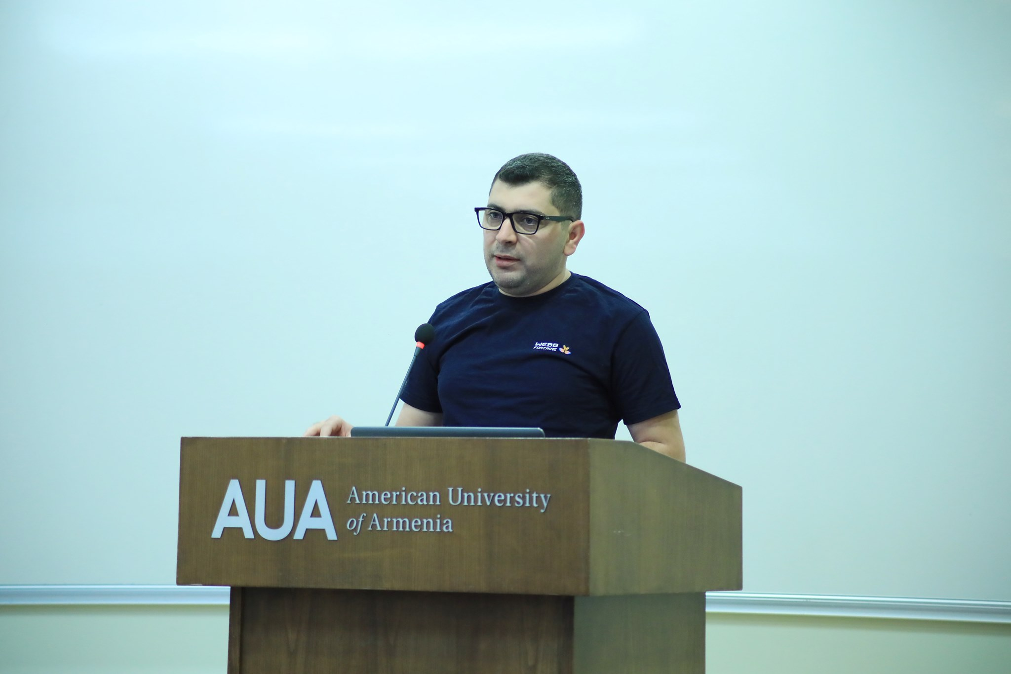 With the help of Webb Fontaine launched an unprecedented Summer School of Data Science in Armenia 1