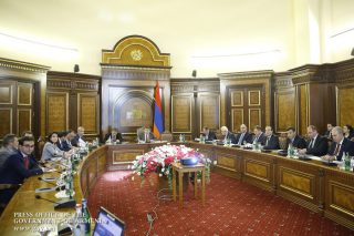 Government. North-South Road Corridor Investment Program Governing Council Holds Meeting