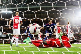 Mkhitaryan's Goal Against Ajax Voted as Manchester United's Goal of the May