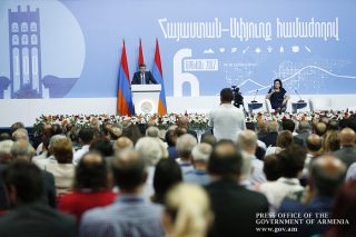 Karen Karapetyan: We need to straighten our back and continue building together the country we all dream about