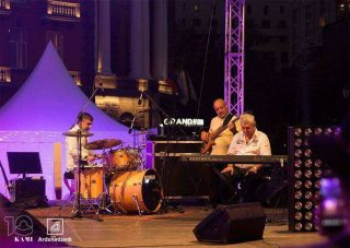 The surprise is revealed: Lou Bega performed for the Armenian audience at Yerevan Music Night with the support of Ardshinbank
