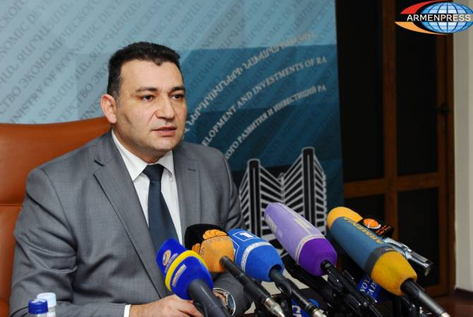 Hovhannes Azizyan: Foreign investors to be more protected in Armenia
