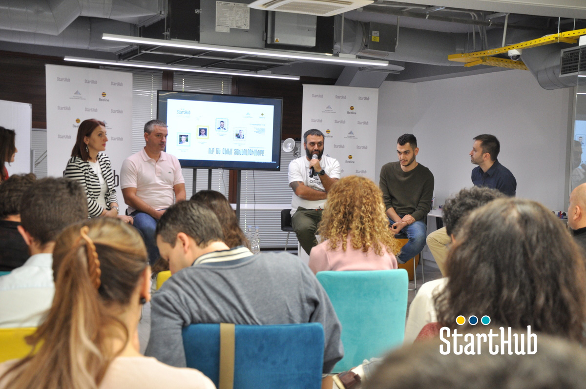 The future of technologies – another Starthub Offline discussion held with the support of Beeline