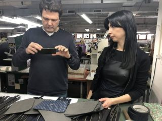 New export orders with the support of Business Armenia: Leather items will be exported to EU, Asia and Russia