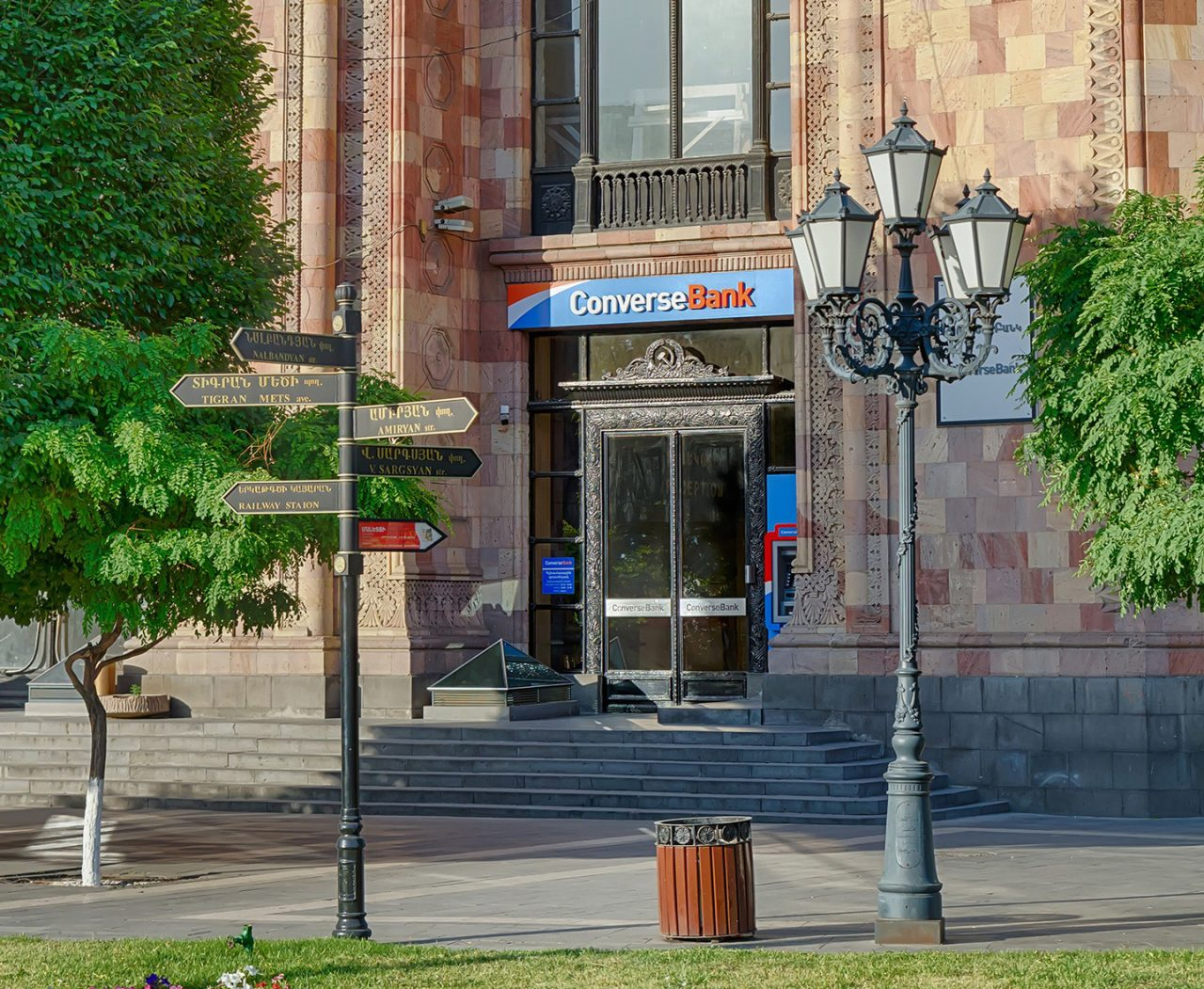 Conclusion of CMTPL Contracts through Payment Terminals of Converse Bank is Affordable and Fast