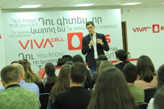 VivaCell-MTS' experience as a means of professional orientation