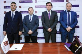 Byblos Bank Armenia and Export Insurance Agency of Armenia Sign Partnership Agreement