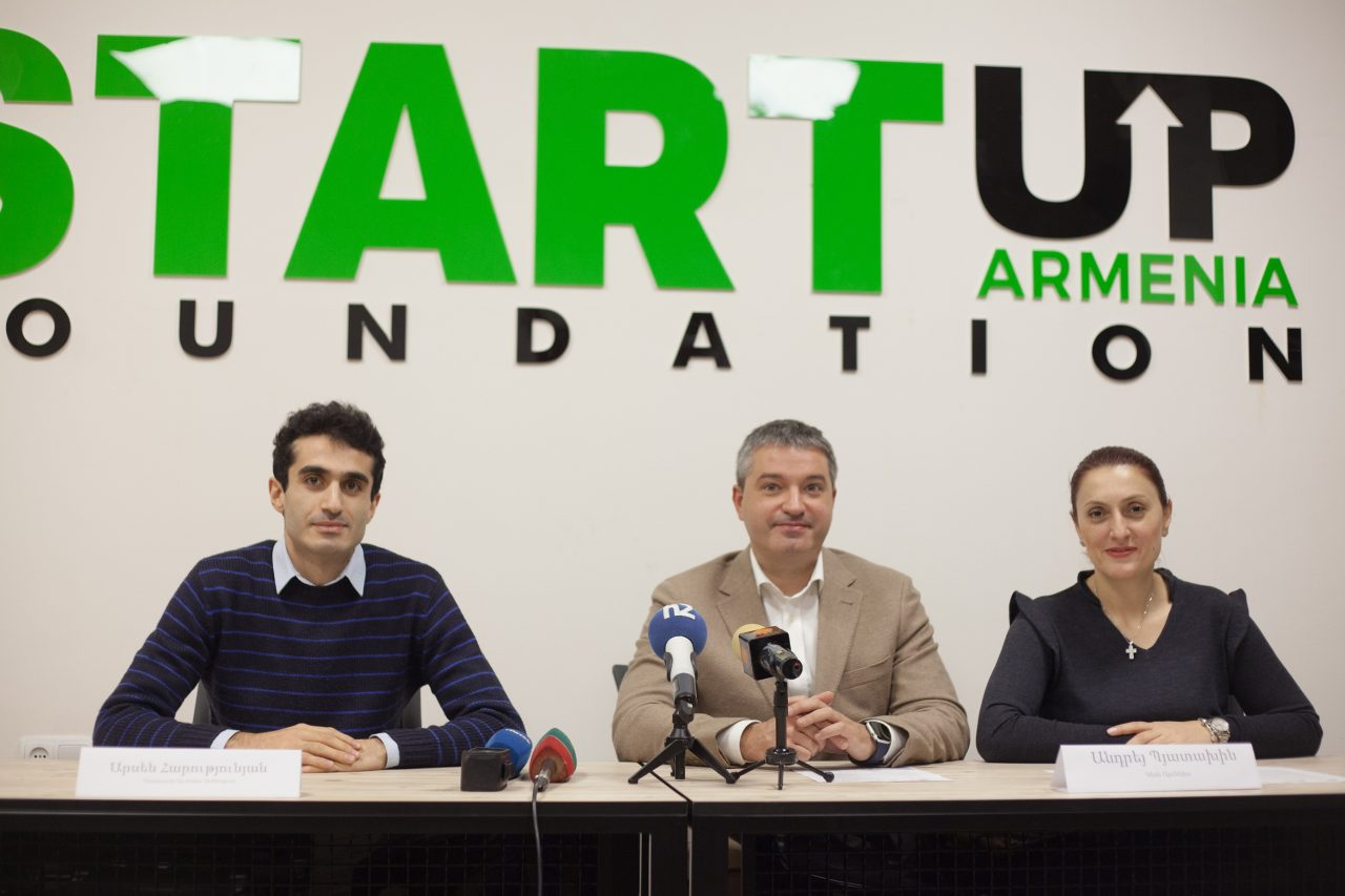 Beeline and Startup Armenia Foundation Launch 'Startup Club' Initiative