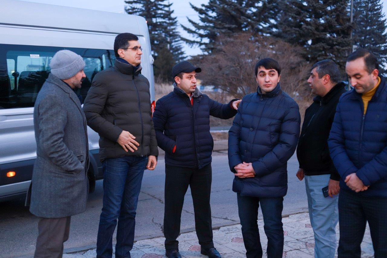 Viva-MTS: The lighting system of Hrazdan city has been upgraded