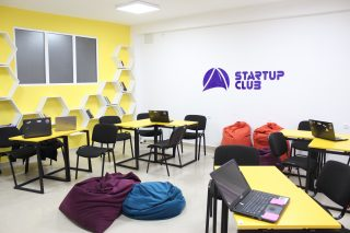 With the assistance of Beeline, Ashtarak Startup Club has been renovated and refurbished