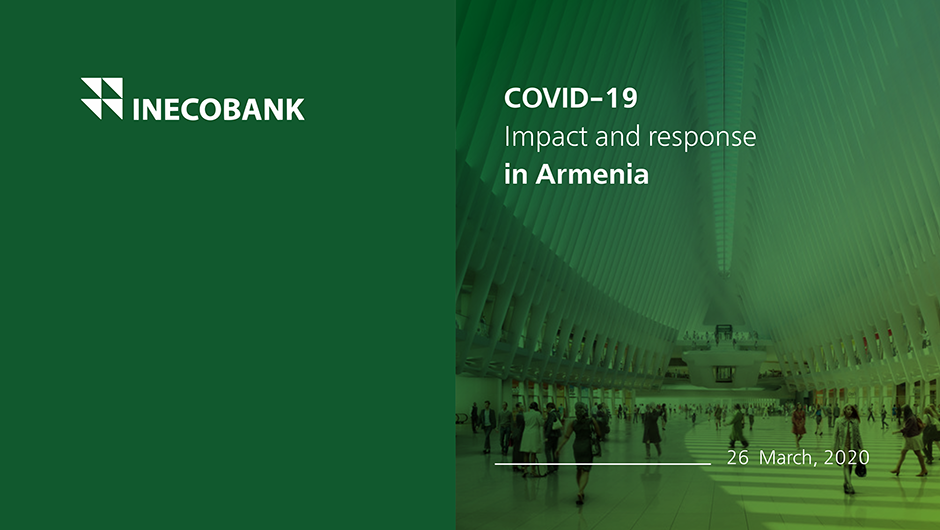 Inecobank has published a comprehensive analysis on COVID-19 impact