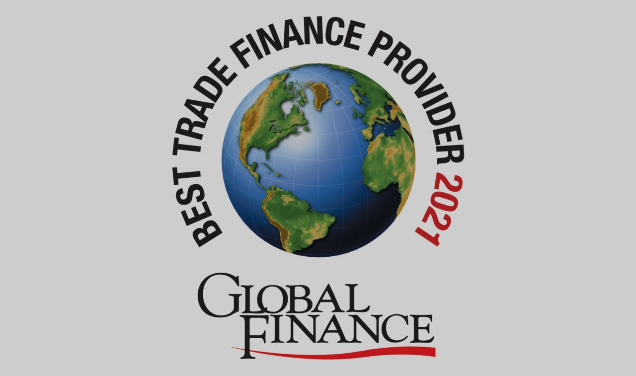 "Converse Bank is recognized as the ""Best Trade Finance Provider in Armenia"" by Global Finance"