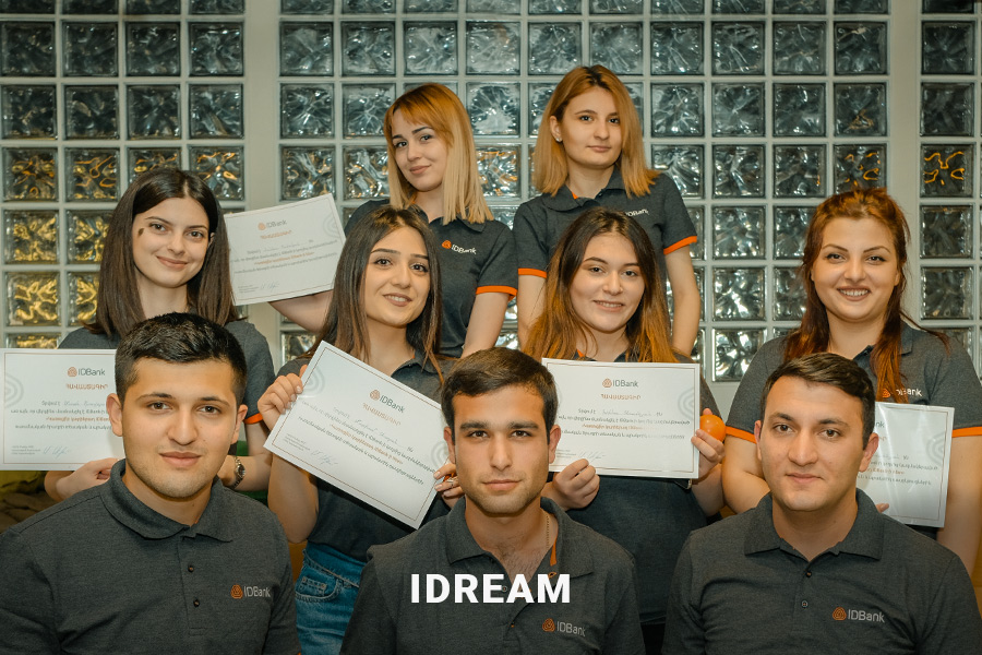 IDream: new program for students by IDBank