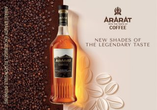 ARARAT Coffee: Yerevan Brandy Company presents new taste in the ARARAT Flavors range