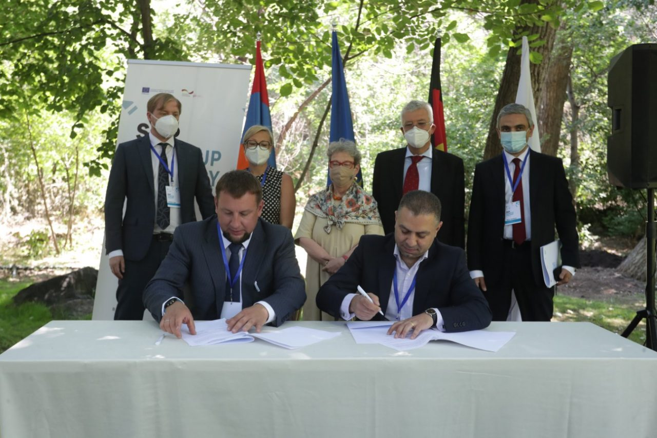 """EU4Business ITTD supports establishment of """"SAP Startup Factory by BANA in Armenia"""""""