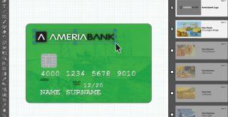 Ameriabank Announces a Contest for Bank Card Design