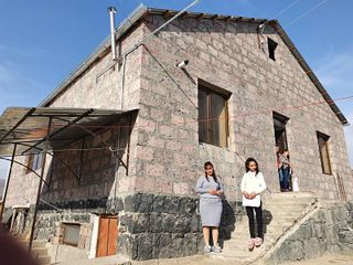 Viva-MTS: Housewarming in Arpi village