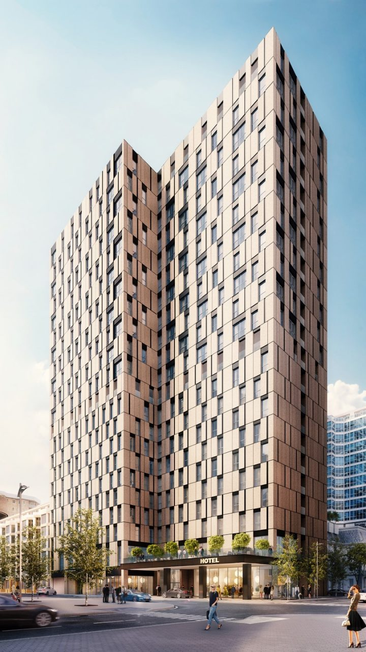 Teryan 5 creates a new urban culture. Interview with Stuart Ruff, Broadway Malyan Group Chairman and Design Lead 4