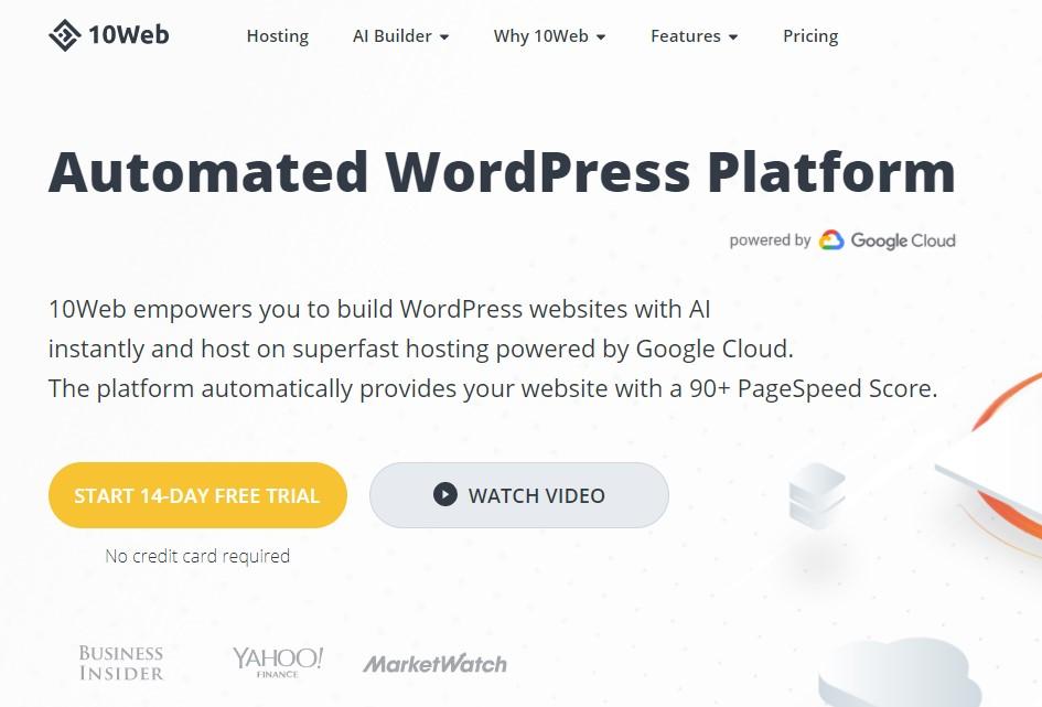 Armenian 10Web Raises $2M to Automate WordPress Website Building and Hosting