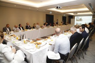 Galaxy Group of Companies and European Business Association Armenia discussed issues on enhancement of investment opportunities and business development