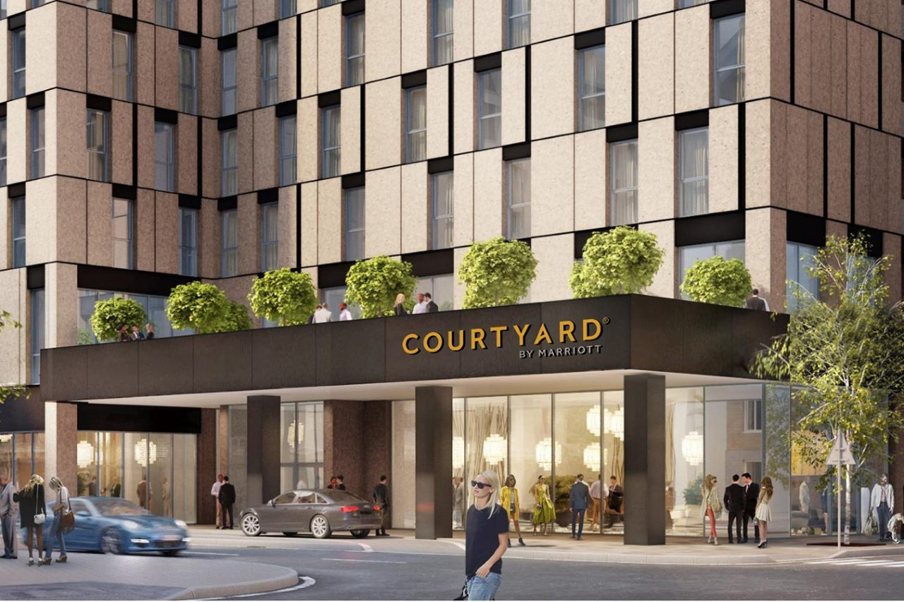 Teryan 5 creates a new urban culture. Interview with Stuart Ruff, Broadway Malyan Group Chairman and Design Lead 1