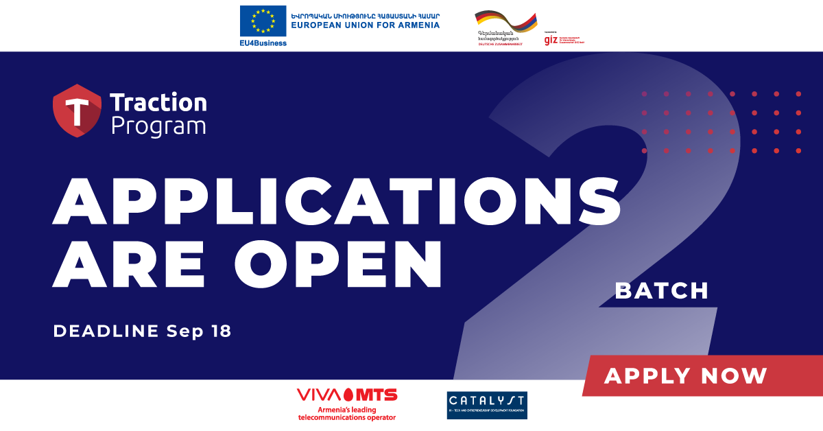 Viva-MTS: Applications for Batch 2 of Traction Programme are Now Open