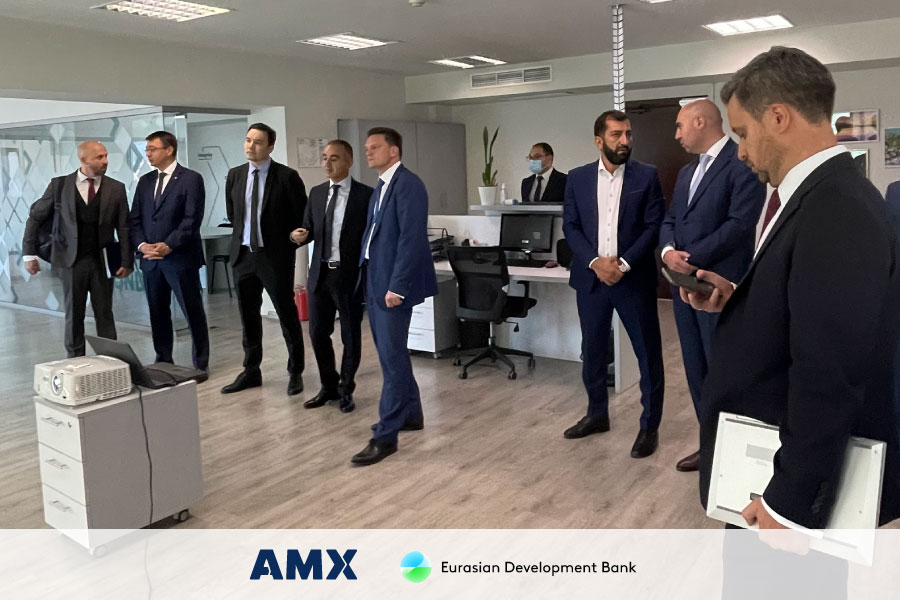 AMX: Modernizing Exchange technologies with EDB's financial support