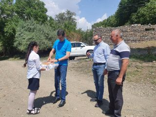 Viva-MTS: By the end of this year Goghtanik settlement will be fully illuminated
