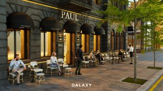 PAUL Armenia will be located at a historical building in Yerevan: Co-Chairman of the Board of Directors of the Galaxy Group of Companies Artyom Khachatryan have been released details of the long-awaited project