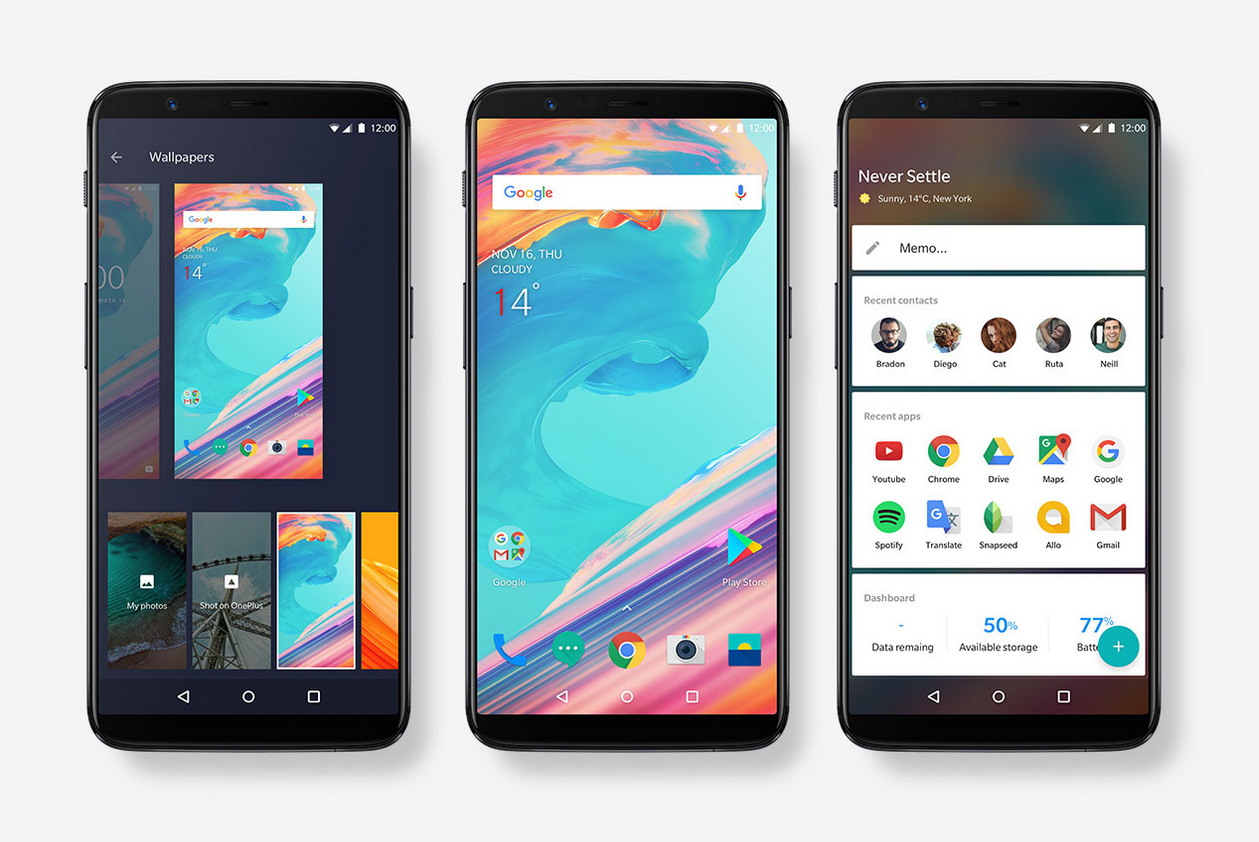 Presenting the OnePlus 5T - A New View