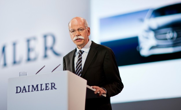 Daimler: U.S. Expansion Not Linked to Trump's Trade Campaign