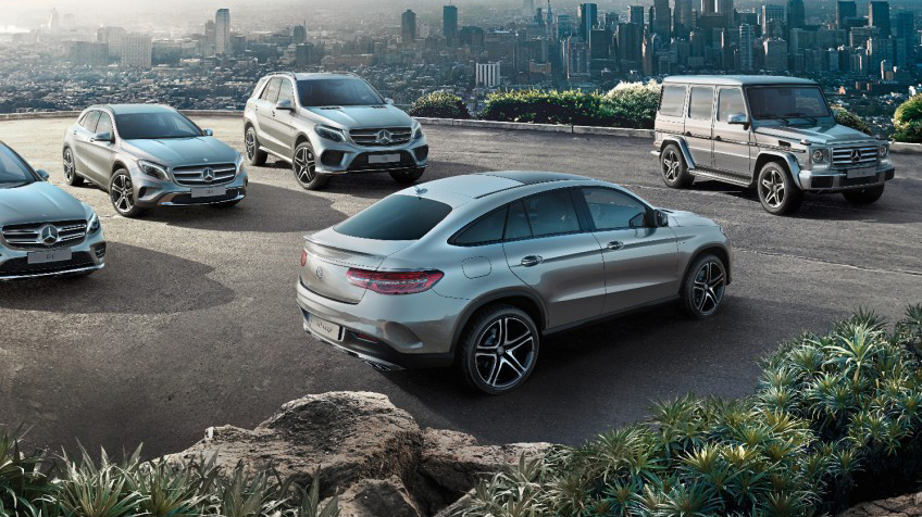 Mercedes-Benz posts best Q3 in the company's history