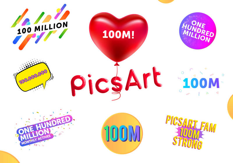 PicsArt Surpasses 100 Million Monthly Active Users