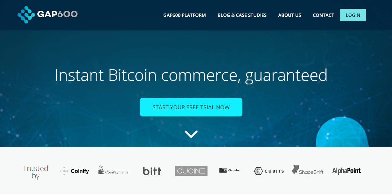 Cinnober enhances cryptocurrency trading solution with GAP600 transaction service