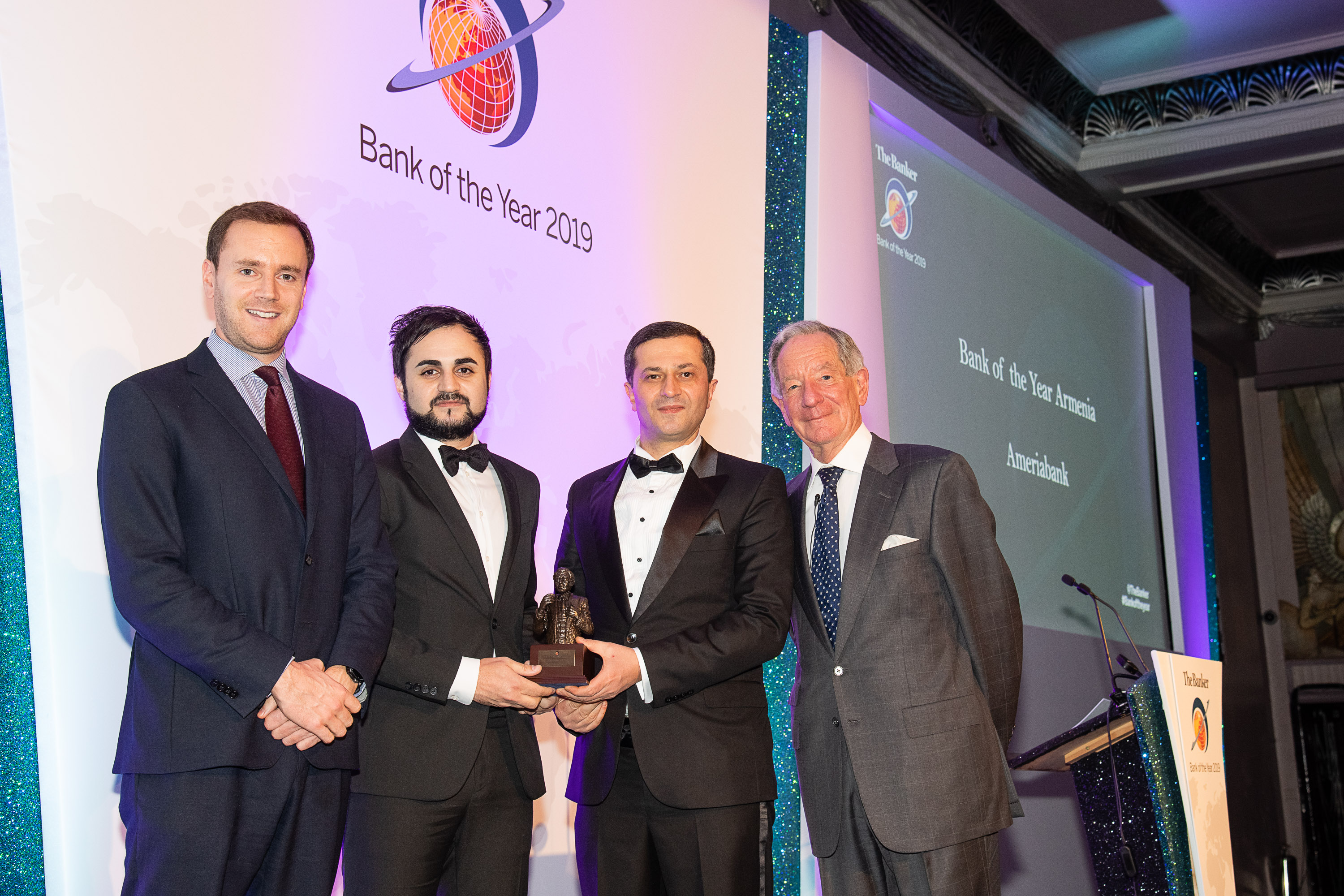 Ameriabank Named Bank of the Year 2019 in Armenia