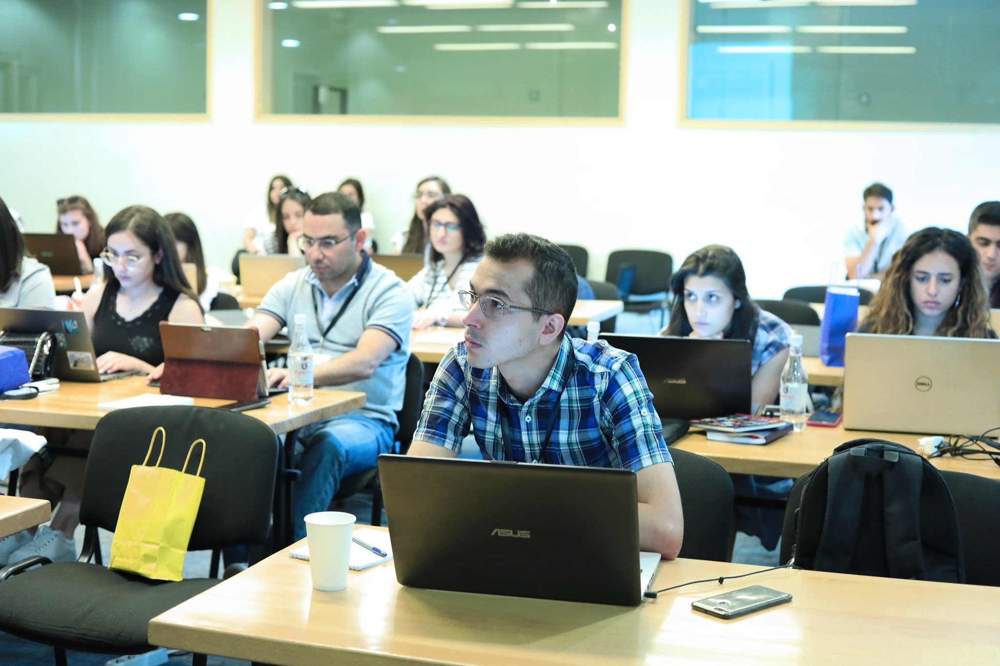 With the help of Webb Fontaine launched an unprecedented Summer School of Data Science in Armenia