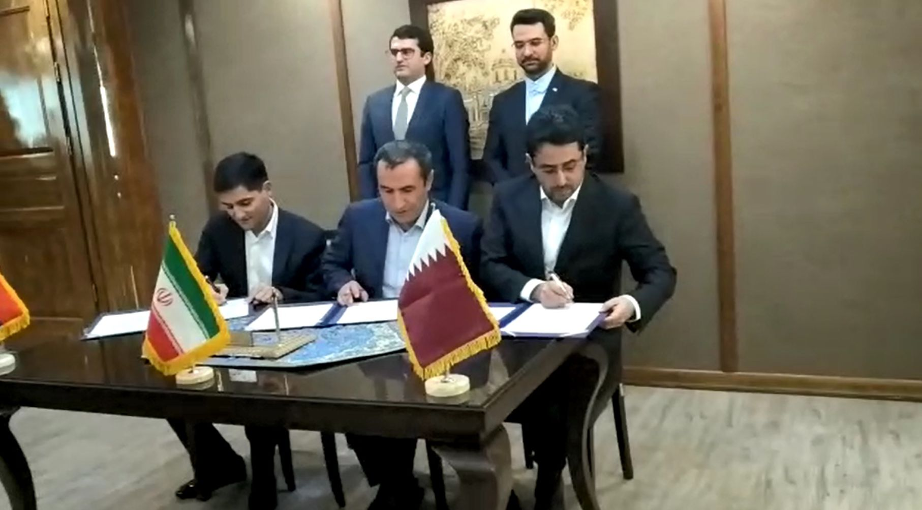 Connecting Europe-Armenia-Iran-Qatar: Armenian Company Exceeds Turkish Ones and Gets Involved in a Large Regional Project