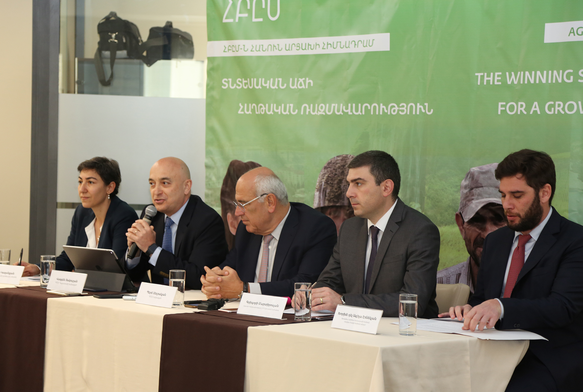 The AGBU Women Entrepreneurs Program Launched in Artsakh: FRUITFUL ARMENIA Foundation is the partner