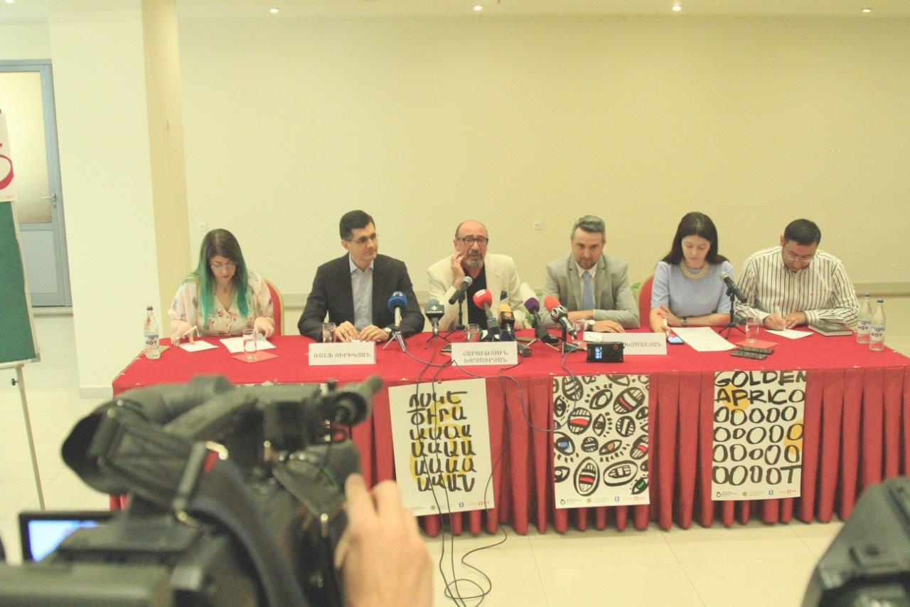 Vivacell-MTS: 16th Golden Apricot Yerevan IFF kicks off in Yerevan