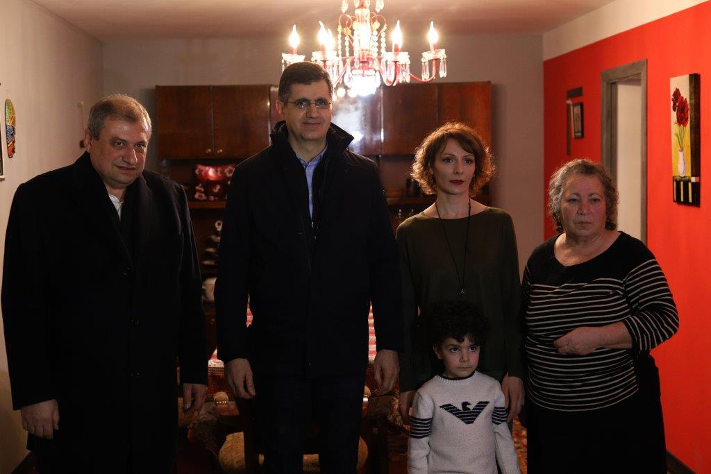 Viva-MTS: A family gets a home of their own 32 years after the earthquake