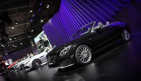 Mercedes-Benz-ը Մոսկովյան Ավտոսալոնում 6 նոր մեքենա է ներկայացրել