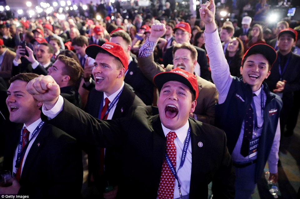 Դոնալդ Թրամփը հաղթել է ԱՄՆ նախագահական ընտրություններում