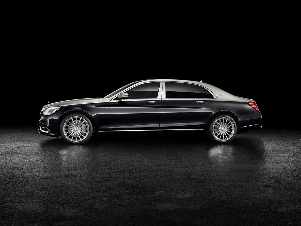 Mercedes-Benz-ը ցուցադրել է թարմացված Mercedes-Maybach S-Class-ը