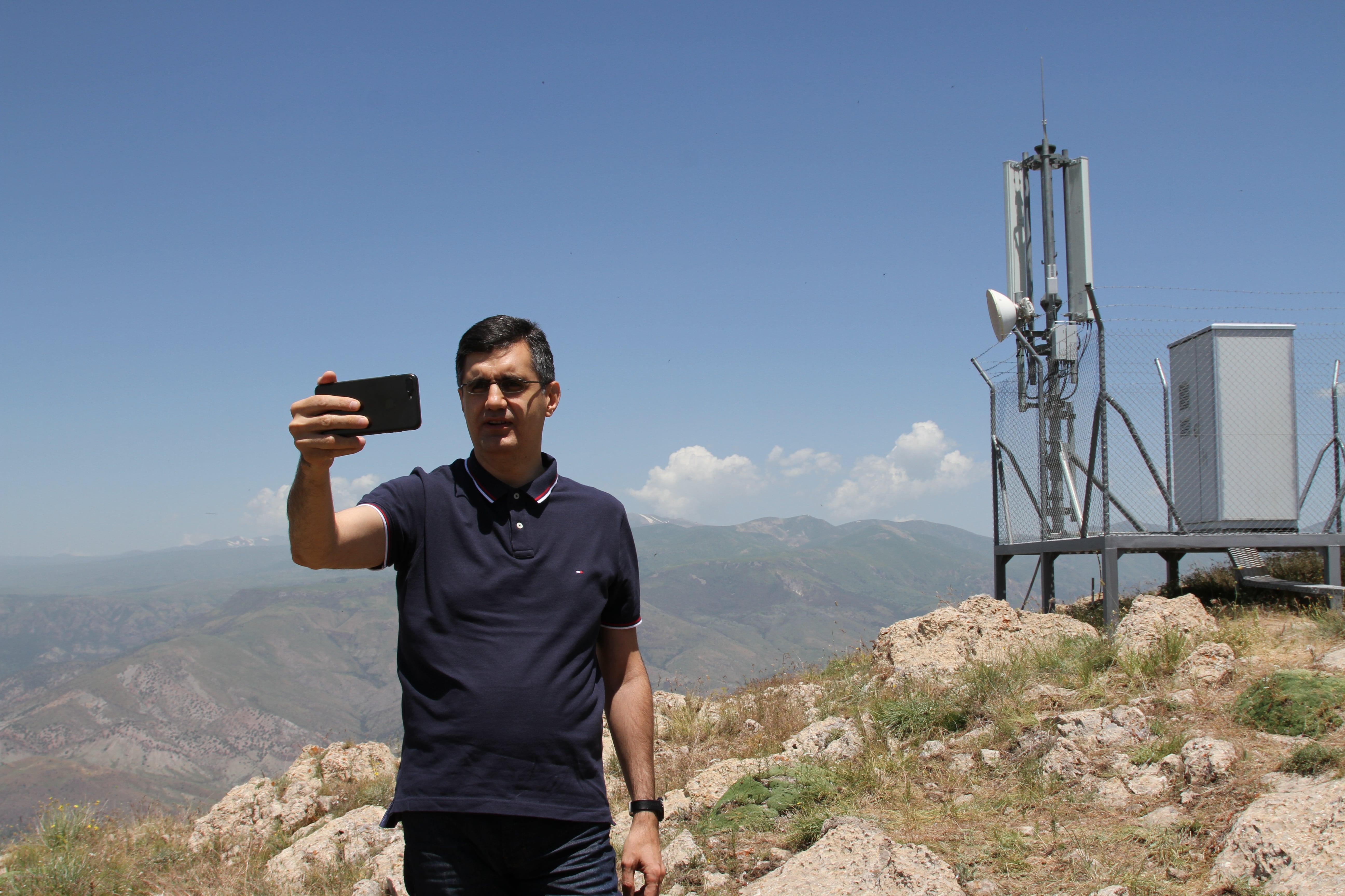 ՎիվաՍել-ՄՏՍ. բջջային կապ ու ինտերնետ «Խոսրովի անտառ» արգելոցի շուրջ 80% տարածքում