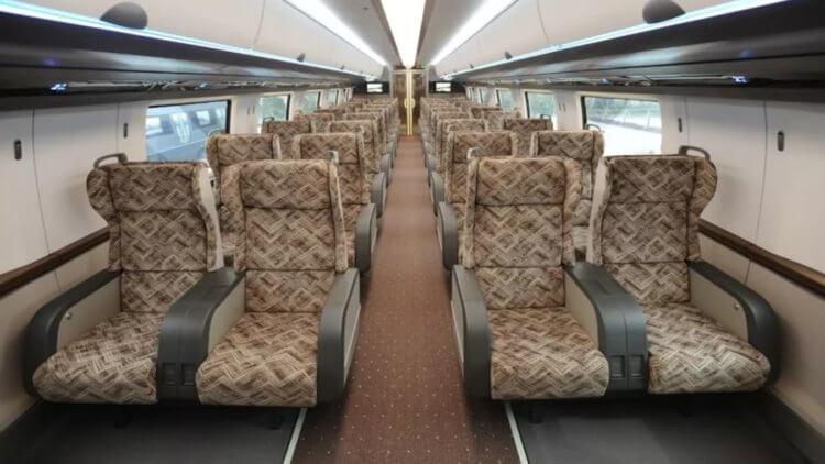 Մագնիսական դաշտով կառավարվող նոր չինական գնացքը կարող է զարգացնել մինչև 600կմ/ժ արագություն