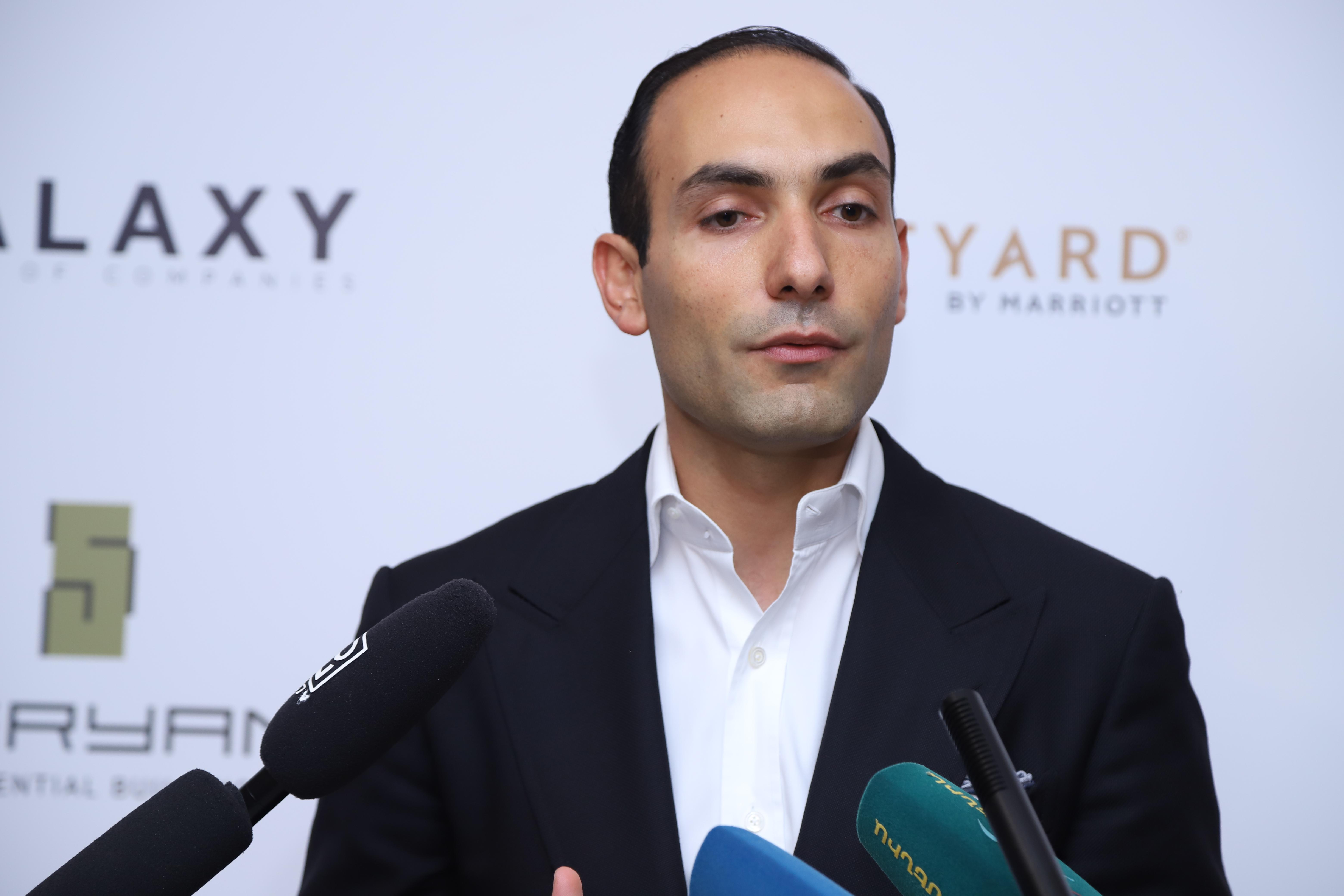 «Գալաքսի» ընկերությունների խումբ. Երևանում կհիմնվի «Քորթյարդ բայ Մարիոթ» հյուրանոցն ու բնակարանային համալիրը