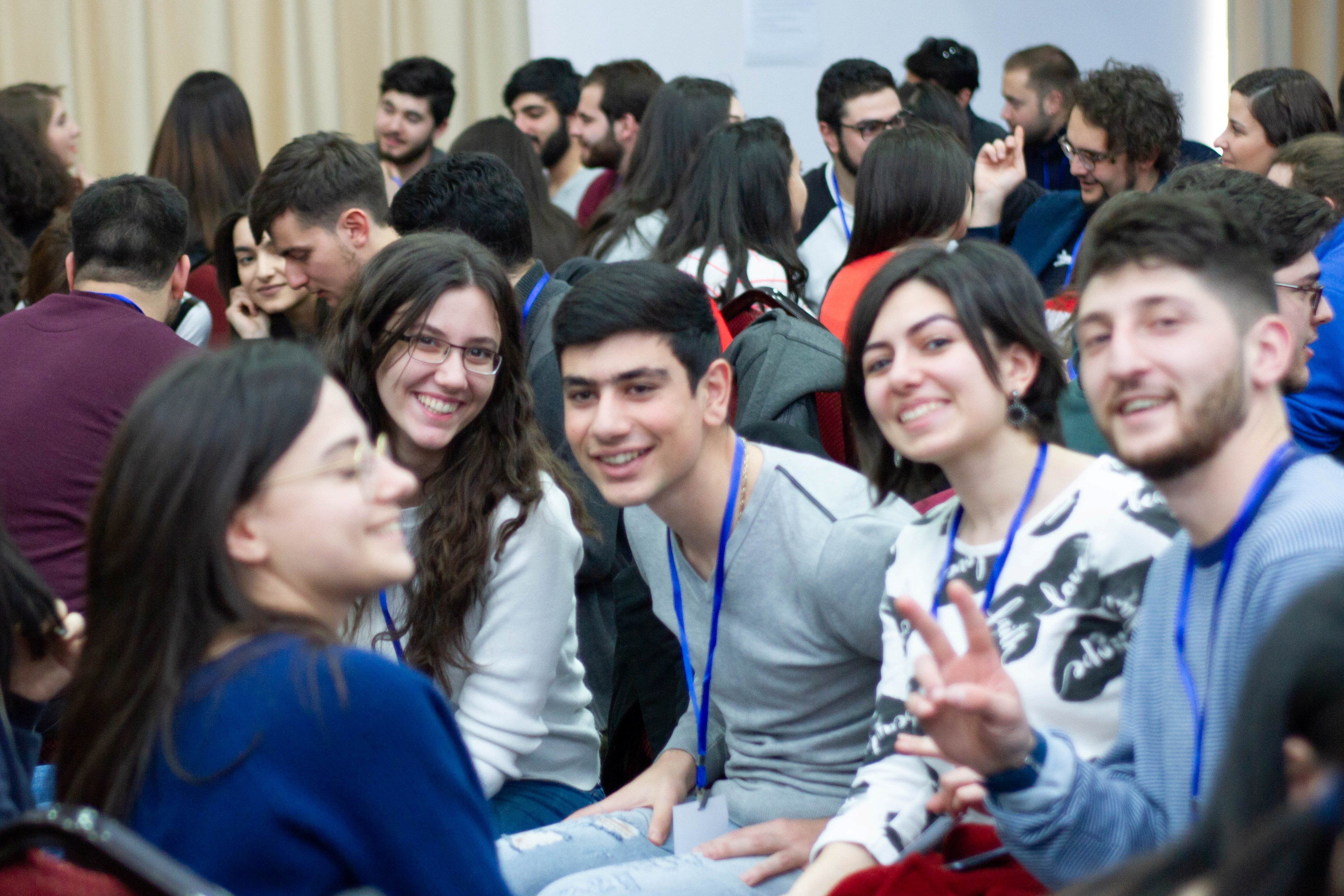 «ԱՅՍԵԿ-Հայաստան»-ը մեկնարկել է հայ երիտասարդների շրջանում առաջնորդությունը զարգացնելուն ուղղված եռօրյա սեմինար