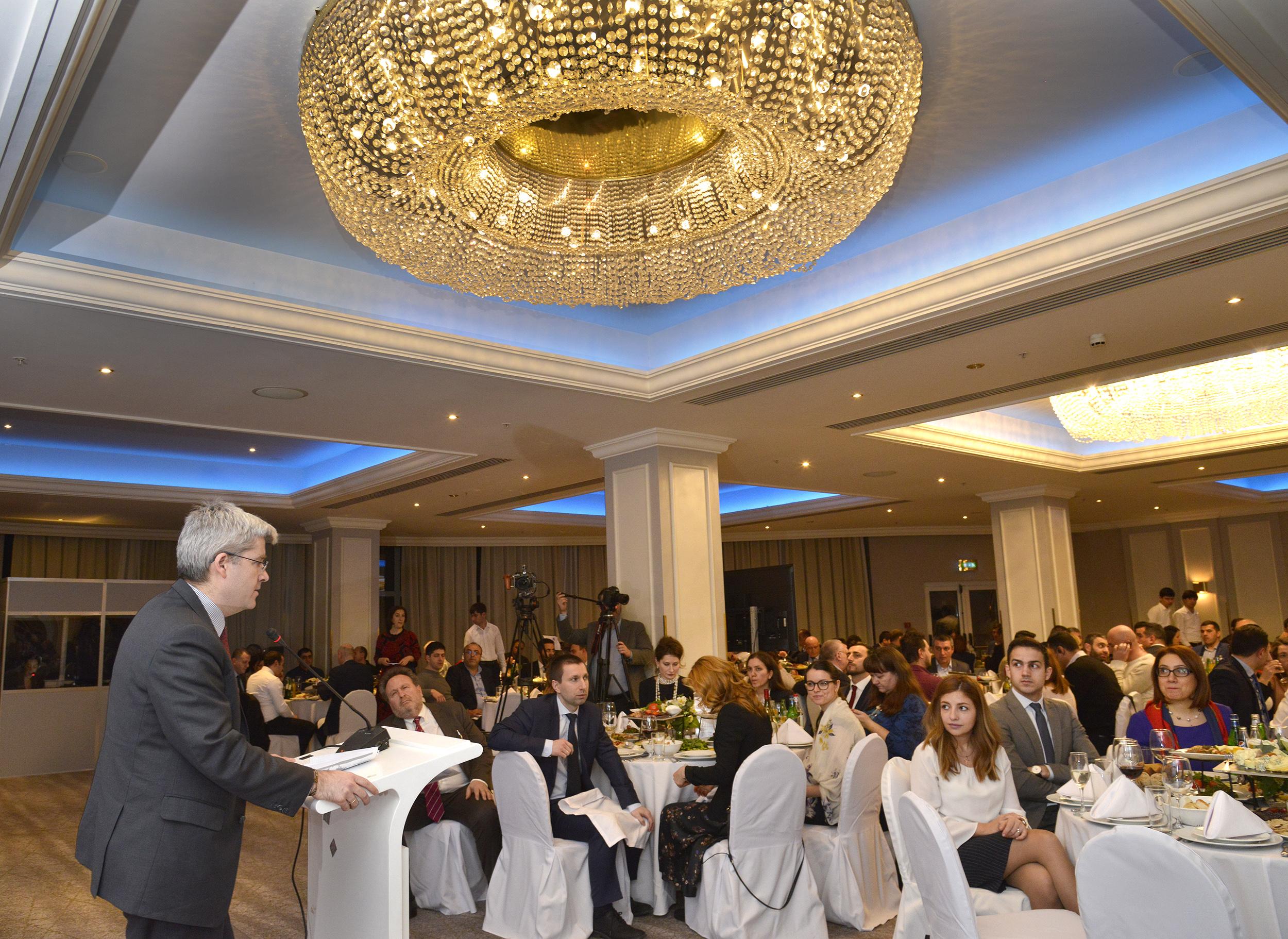ՎԶԵԲ-ը մրցանակներ է շնորհում Հայաստանում կայուն էներգետիկայի լավագույն ծրագրերին